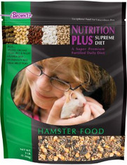 Nutrition Plus Supreme Hamster