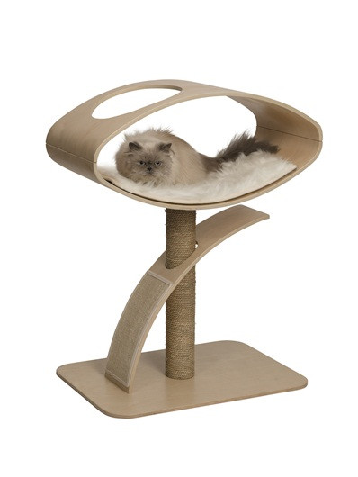 Catit Vesper Cat Furniture V High Lounge Munchkin Pets Pets Republic