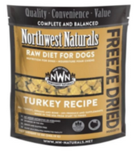 Northwest naturals- Turkey recipe