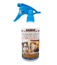 Accurate Tick & Flea Spray