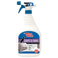 Wee-Wee® Carpet & Fabric Stain & Odor Destroyer fast acting formula removes pet stains & odors in seconds. Designed to treat urine, feces, vomit & other pet messes. Safe for pets & homes. Safe, effective & guaranteed to work!