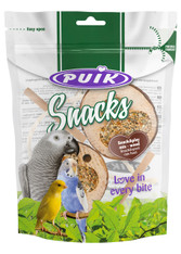 Puik Snacks Snack	& Play Mix In Wood	2pcs 160g