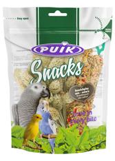Puik Snacks Snack& Play Nature Seed Sticks 4pcs 115g
