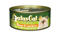 Aatas Cat Tuna & Anchovy in Aspic