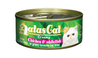 Aatas Cat Chicken & Whitefish in Gravy