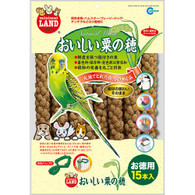 MR836 Marukan Spray Millet for Birds and Small Animals 15pc