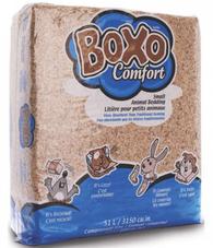 Boxo Comfort Natural Paper Bedding