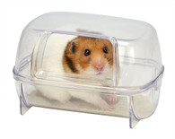 Sanko Wild Hamster Bath House Wide