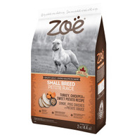 Zoe - Small Breed Turkey, Chickpea & Sweet Potato