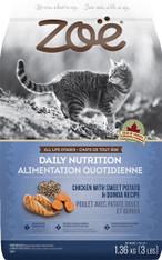 Zoe - Chicken with Sweet Potato & Quinoa Recipe