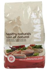 Iams Cat Healthy Natural Salmon Cat Kibbles