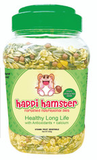 Happi Hamster Healthy Long Life