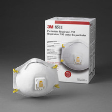 8511 N95 Respirator-Box of 10