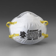 8210 N95 Respirator-Case of 160--SOLD OUT