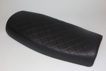 Black cover with Black stitching pattern