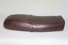 Dark Brown cover seat