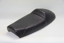 30 inches long Black cover seat