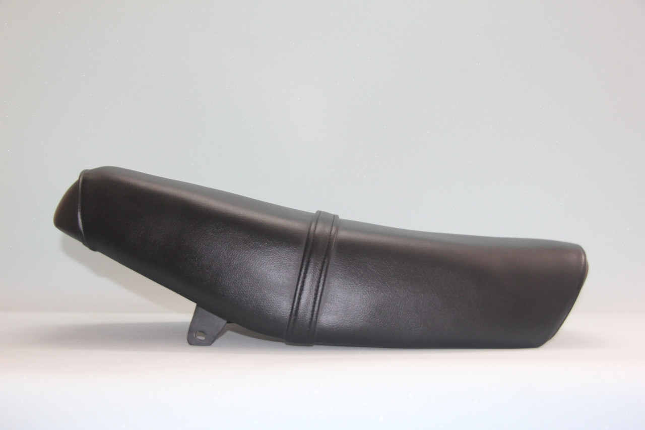 Aftermarket Yamaha DT250 DT400 1977-1979 classic style motorcycle seat SKU:  L1278