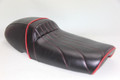 1972-1977 Suzuki GT750 Water Buffalo low profile solo sport motorcycle seat SKU: S3217