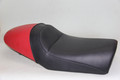 Black and Red cover seat