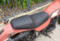 Yamaha DT250 DT400 1977-1979 classic style motorcycle seat SKU: L2278