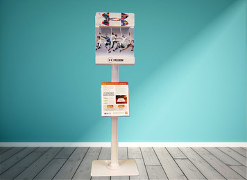 Free Standing Charging Station