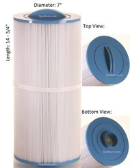 Genuine USA Made REEMAY Filtration Fabric With Our Exclusive AQUA FLUX CORE