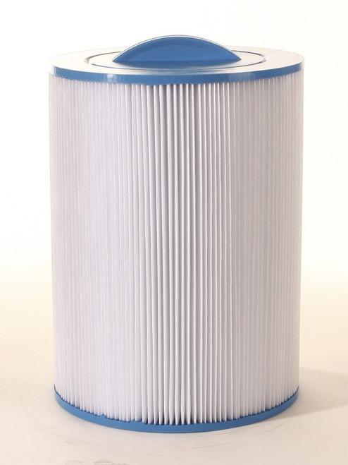 "Hayward Hot Tub Spa Filter: AK-7002, OEM: CX400RE, Pleatco: PA40SF , Unicel: C-8340 , Filbur: FC-1295, Diameter: 8-1/2"", Length: 10-3/4"""