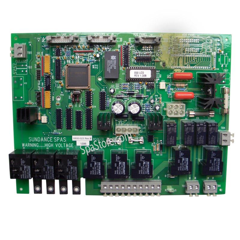 sundance u00ae spas 6600 023 circuit board 1999 2000 maxxus coleman dgat075bdf wiring-diagram