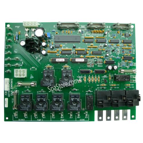 6600-053, Sundance Spas Circuit Board