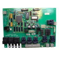 2001 Sundance® Spas Maxxus 6600-057 Circuit Board With Circulation Pump & Three Main Pumps