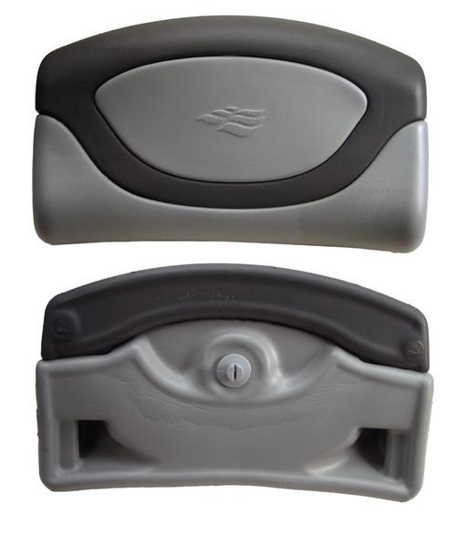 Sundance® Spas 880 Series Pillow Headrest 6472-964 Both Pieces. Altamar, Aspen, Cameo, Capri, Majesta, Marin, Maxxus, Optima