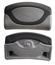 Sundance® Spas 880 Series Pillow Headrest 6472-964 Both Pieces. Altamar, Aspen, Cameo, Capri, Majesta, Marin, Maxxus, Optima