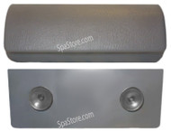 Sundance Spas Pillow Short Suction Cup Gray 1986‑1997 6455-420