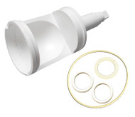 Sundance Spas Diverter Valve Kit - 6000-104, 6540-865, 6570-248, 6540-868 x2