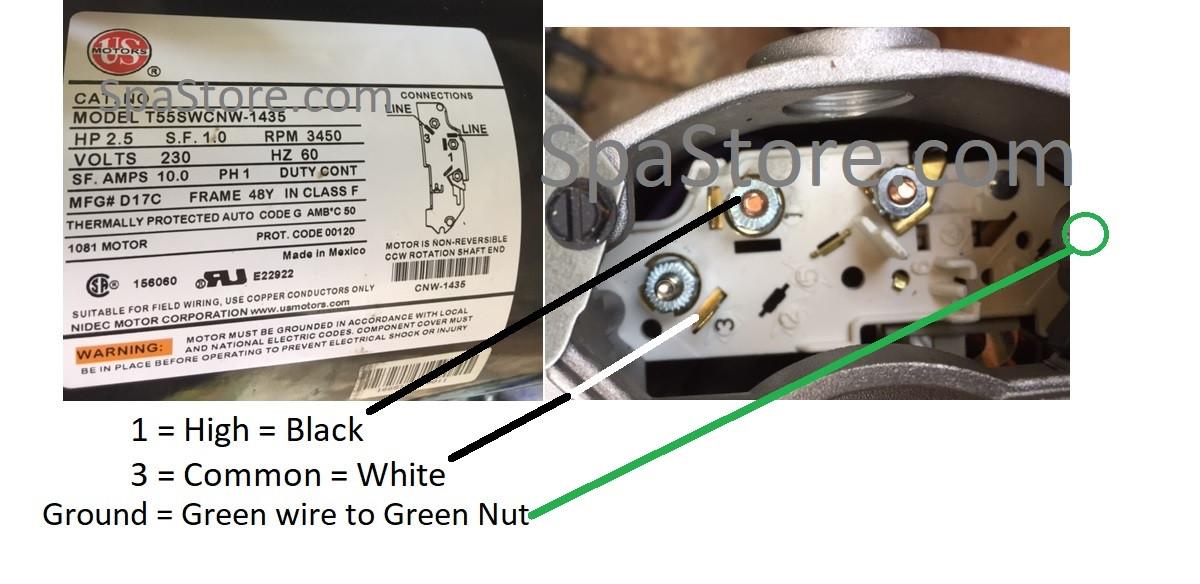 6500 341_pump_wiring_diagram_spa_store__94966.1528159722.1280.1280?c=2 2 5 hp, 1 speed, sundance® spas, jacuzzi® hot tub pump, 6500 341