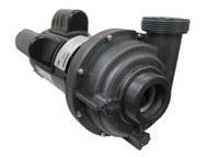 Sundance® Theramax 2 Speed Spa Pump, 2.5 HP, 230 Volt, 11.0 / 3.3 Amp, 6500-343, 48 frame. Front Image
