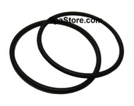 "6560-044 Sundance® Spas O-Ring For Heater Unions 2-3/8""ID x 2-5/8""OD x 1/8"" Two qty"