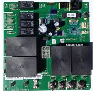 6600-720 formerly 6600-046, 6600-287, SUNDANCE® Spas, JACUZZI®, Sweetwater Circuit Board
