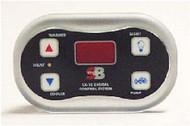6600-618, SUNDANCE® Spa Side Control, 2000-2003 Bali