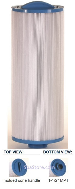Replacement filter SUNDANCE® Spas 6540-484, 4CH-30, AK-9005