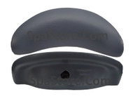 OP26-0018-85 Artesian Island Spas Pillow Neck Small Charcoal