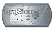 OP33-0472-40 Artesian Spas Platinum Elite Topside Control Panel, Master Blaster, Piper Glen, Dove Canyon, Pelican Bay, Quail Ridge