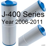 JACUZZI® J-400 Series 2006-2011 Hot Tub Spa Filter Cartridge 2540-383