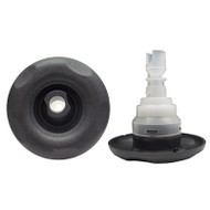 2540-431 JACUZZI® DVX 400 Series Directional Jet face, Grey, 4-3/8""