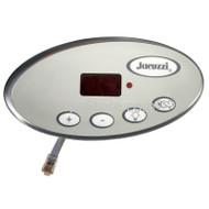 OEM 2600-321 Jacuzzi Control Panel, 1-Pump