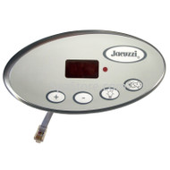 OEM Jacuzzi Control Panel, 1-Pump