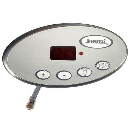 OEM Jacuzzi Control Panel, 1-Pump