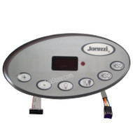 JACUZZI® Control Panel ,2600-328, J-300 Series, 2 Pump , LED