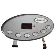 Jacuzzi® Control Panel ,2600-328, J-300 Series, 2 Pump , LED